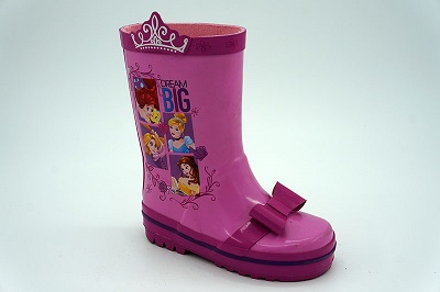 Banner Kids Waterproof Rubber Boots and Clogs-16K01Z01022