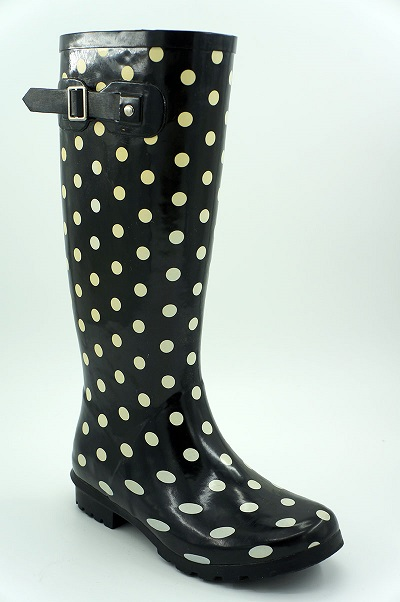 Banner Women Waterproof Rubber Boots and Clogs-16W01Z01001