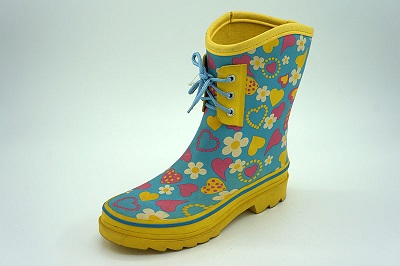 Banner Women Waterproof Rubber Boots and Clogs-16W01Z01015