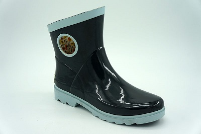 Banner Women Waterproof Rubber Boots and Clogs-16W01Z01019