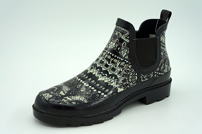 Banner Women Waterproof Rubber Boots and Clogs-16W01Z01023