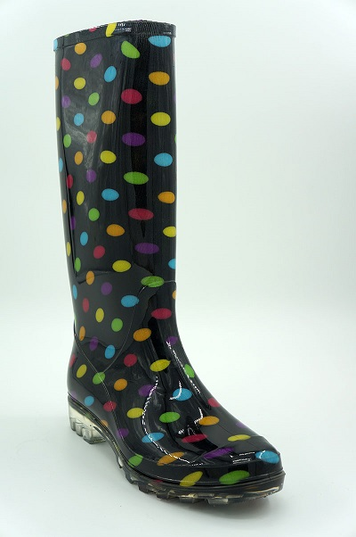 Banner Women Waterproof PVC Boots-16W03Z04011