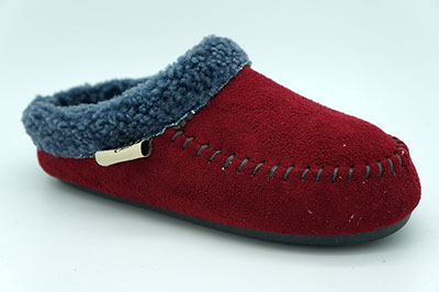 Banner Kids Moccasin Slippers-16K06J01004