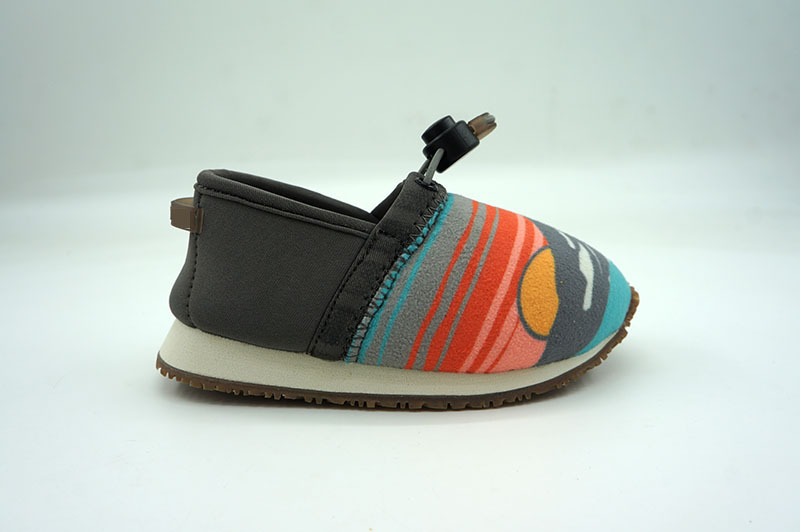 Banner Kids Moccasin Slipper-20BN8004