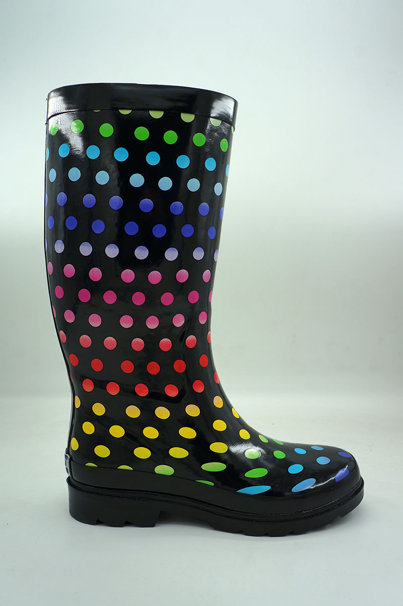 Banner Women Waterproof Rubber Boots and Clogs-20BN8079